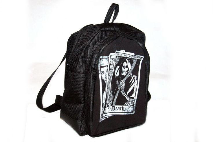 Hátitáska, hátizsák, death