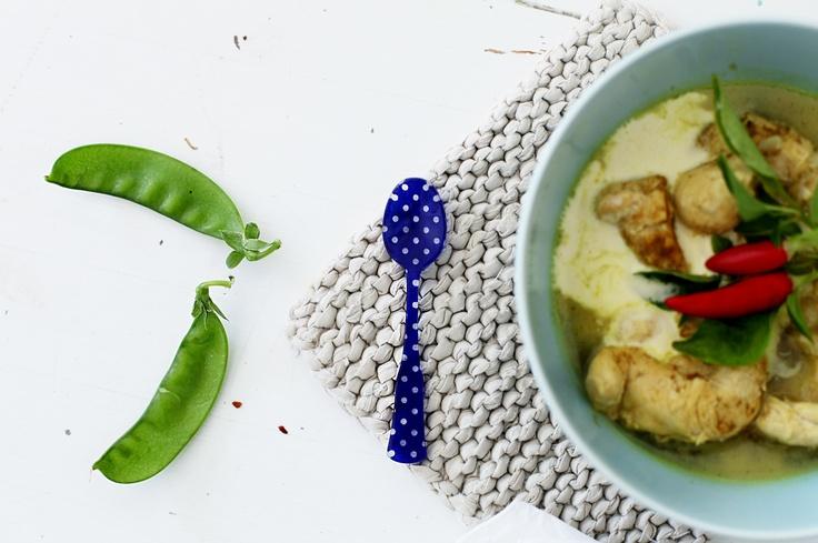 Easy curry chicken recipe  abeachcottage.com