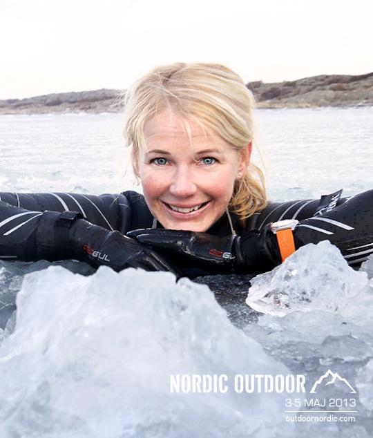 Annelie Pompe är världens djupaste och högsta människa. Annelie har bestigit Mount Everest från nordsidan som första svenska samt haft ett världsrekord i fridykning till 126 meters djup på ett enda andetag.  Under Nordic Outdoor kan du följa med på Annelies resor genom hennes inspirerande föredrag. Med hjälp av fantastiska bilder och filmklipp berättar hon om sina äventyr och de lärdomar hon har dragit.