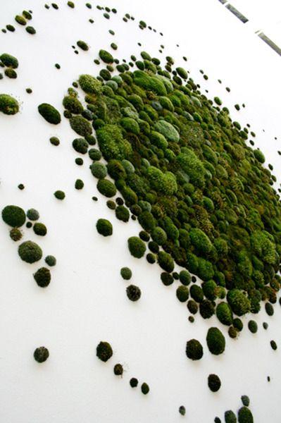 The Big Bang by Anna Garforth - Moss Art