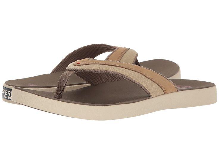 Sperry Wahoo Sandal (Vicuna) Men's Sandals