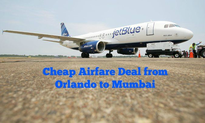 Search and book airfare deals from Orlando to Mumbai at Riya Travels Online. we offer amazing deals & discounts on flight ticket to India. you can compare airfares of international and Domestic Flights.