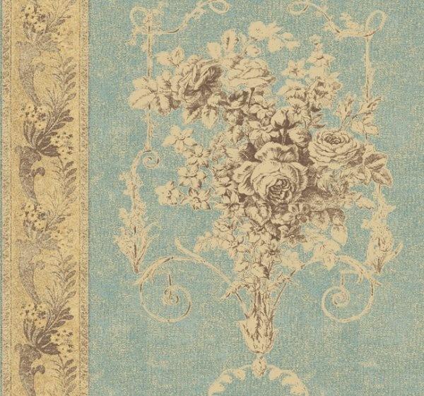 antique cream wallpaper - photo #30
