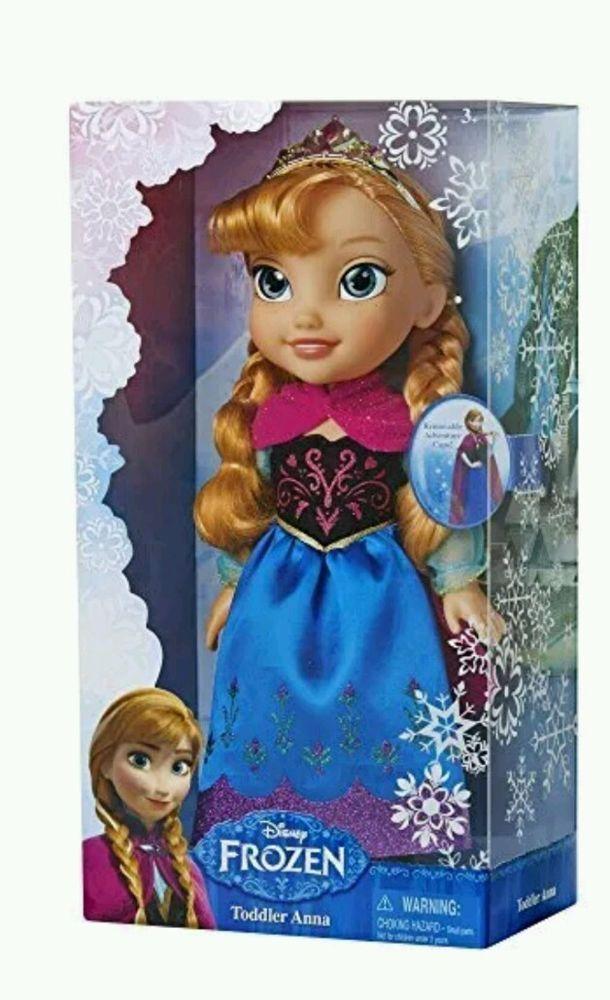 Frozen Anna Coronation Toddler Doll