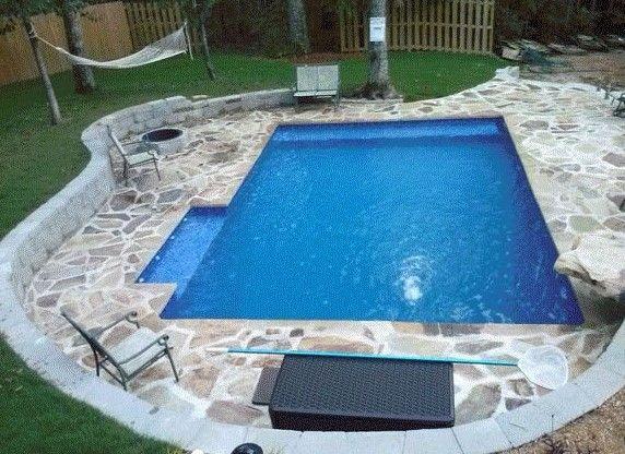 Vinyl Replacement Pool Kits Inground Pools Building A Deck