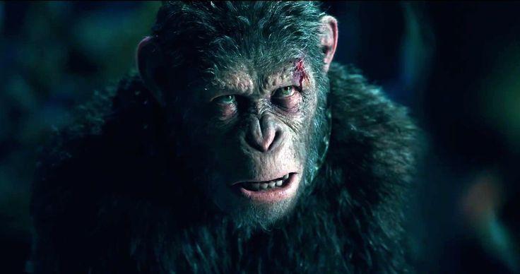 War for the Planet of the Apes Trailer 2, War for the Planet of the Apes - Trailer 2, Planet of the Apes, Dawn of the Planet of the Apes, Apes, Caesar, Koba, Matt Reeves, Andy Serkis, Woody Harrelson, Steve Zahn, Toby Kebbell, Peter Chernin, Dylan Clark, War for the Planet of the Apes