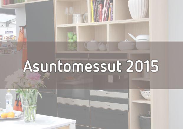 #asuntomessut2015 #Keittiömaailma