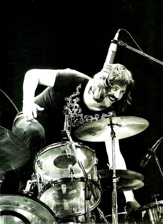 """He plays drums for Led Zeppelin and his name is John Bonham, baby!"""" - Nick from Freaks and Geeks."""