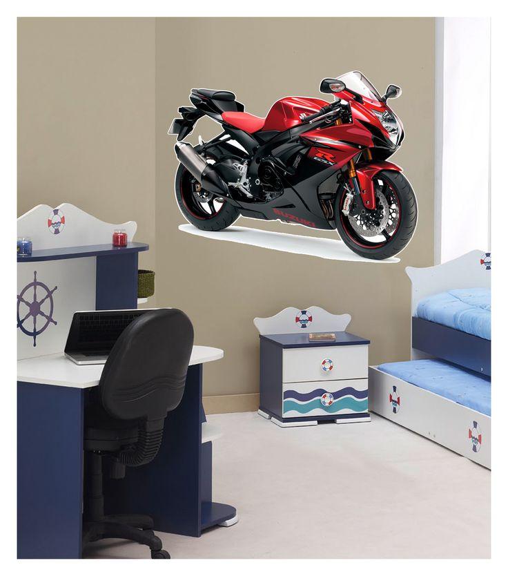 Motosiklet hayranları için dev motosiklet sticker.    Ürüne ulaşabileceğiniz adres: http://www.artikeldeko.com.tr/dp-1467-dev-duvar-sticker-22253  #dekor #dekorasyon #evdekorasyonu #motosiklet #dekorasyonfikirleri #sticker #duvarsticker #artikeldeko #dekoratif #evaksesuarları