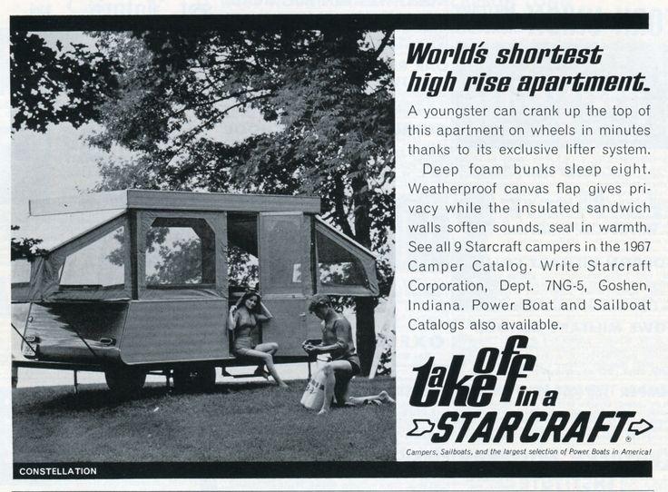 https://flic.kr/p/dXMQwC | 1967 Starcraft Camper Advertising - National Geographic May 1967 | 1967 Starcraft Camper Advertising - National Geographic May 1967