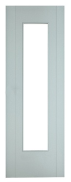 Puerta corredera vidriera con cristal Ref.16152360 - Leroy Merlin