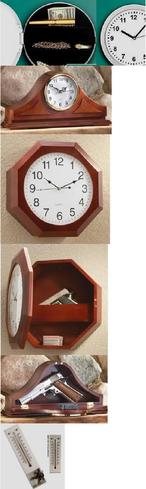 Hidden Storage and Secret Compartment ideas: long article with cool photos