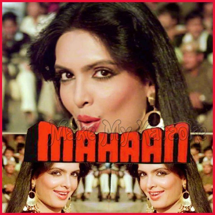https://makemykaraoke.com/yeh-din-toh-aata-hai-mahaan-video.html  Song Name : Yeh Din Toh Aata Hai    Movie/Album : Mahaan    Singer(s) : Asha Bhosle, R. D. Burman   Year Of Release : 1983   Music Director : R. D. Burman   Cast In Movie : Amitabh Bachcha...