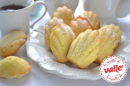 #Madeleines al limone #merenda Scopri la ricetta...