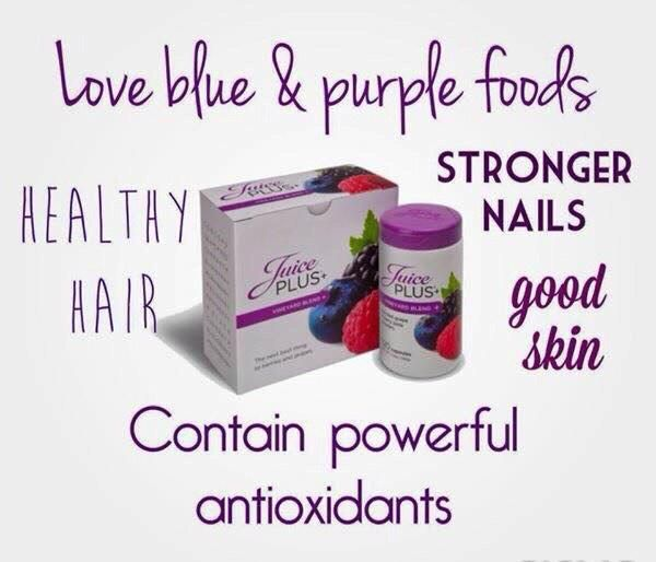 The power of the Vine! visit me at: tracyirwin.juiceplus.com