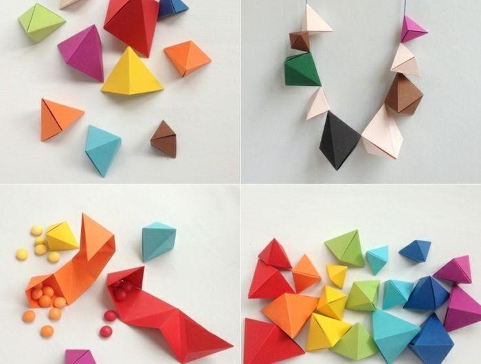 Comment Faire Des Origami En Papier Facile