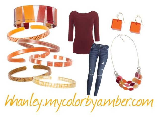 """""""Color by Amber 25"""" by hhanley-colorbyamber on Polyvore featuring H&M"""