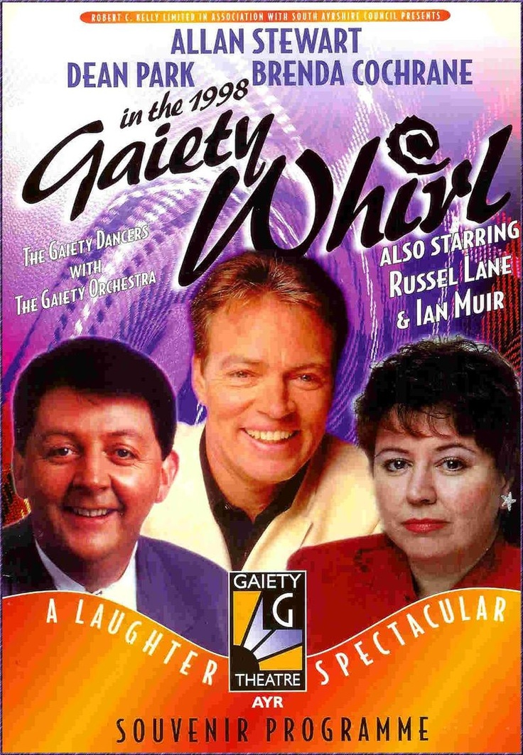The Gaiety Whirl 1998