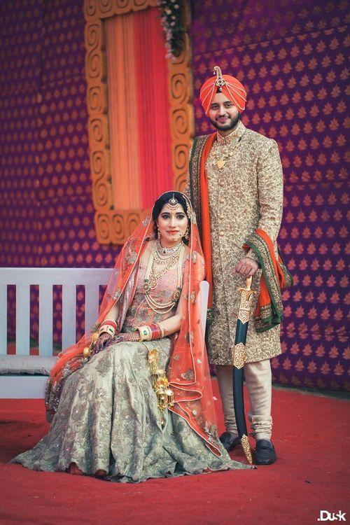 Anamika Khanna Bridal Wear Sabyasachi Sherwani