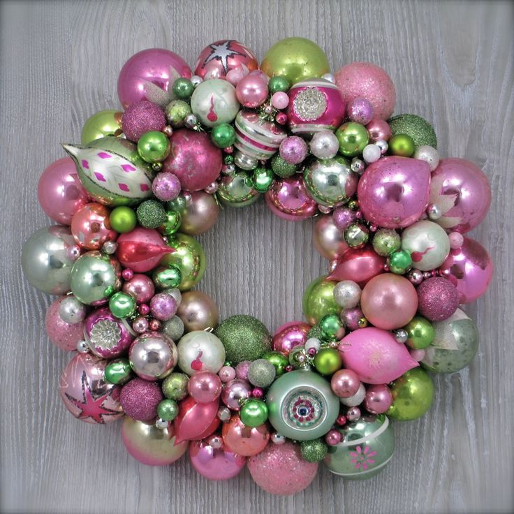 The 25+ best Pink christmas ornaments ideas on Pinterest Pink - how to store christmas decorations