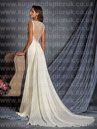 Alfred Angelo 2947 - Mermaid and fishtail gowns - Sugar and Spice UK - Lincoln