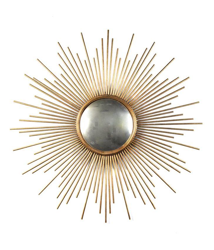 Sunburst Mirror| www.joannawood.co.uk #mirrors #interiors #vintage