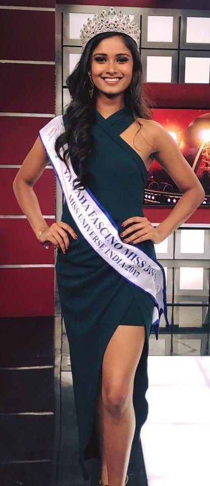 Shraddha Shashidhar (Miss Universe India 2017) Height, Weight, Age, Boyfriend, Biography & More   StarsUnfolded