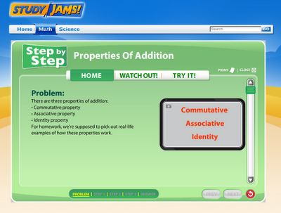 Free Technology for Teachers: Study Jams - Elementary Math and Science With Music