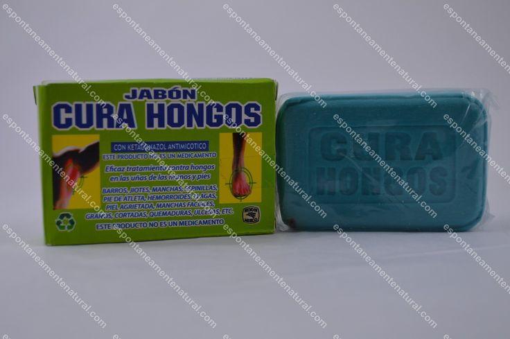 Jabon Cura Hongos Naturalmex