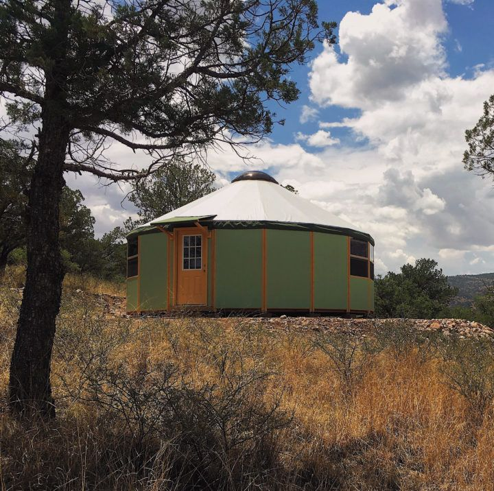 Freedom Yurt Cabin 12 Wall Small Homes For Sale Yurt Pictures Yurt Small House