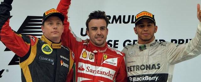 Alonso vence en China y recupera terreno en el Mundial de Fórmula 1