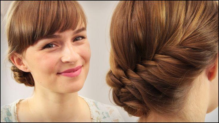 Beste Suche nach Frisur Für Hochzeit Einfach Jetzt ausprobieren … | #langhaarfrisuren2019 #frisuren #trendfrisuren #neuefrisuren #haarschnitte #frauen #langefrisuren #winterfrisuren   – Einfache Frisuren