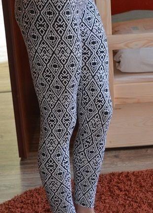 Kup mój przedmiot na #vintedpl http://www.vinted.pl/damska-odziez/legginsy/10504951-legginsy-orsay-wzory-modne-m