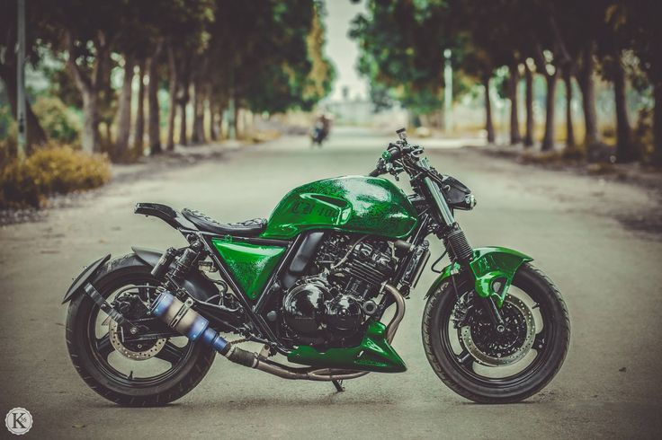 CB400 street fighter