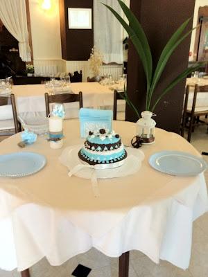 torta turchese per Ale