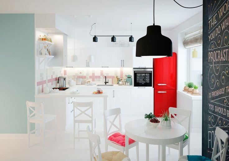80nm-es lakás - világos, napos otthon egy fiatal párnak