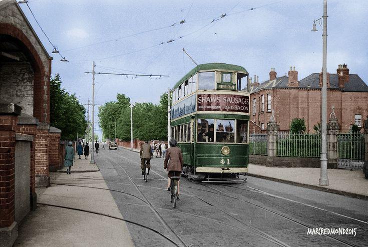 Terenure Dublin 1940