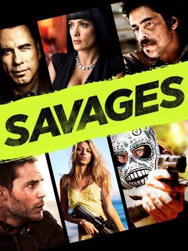 Amazon.com: Savages: Taylor Kitsch, Blake Lively, Aaron Johnson, John Travolta: Movies & TV