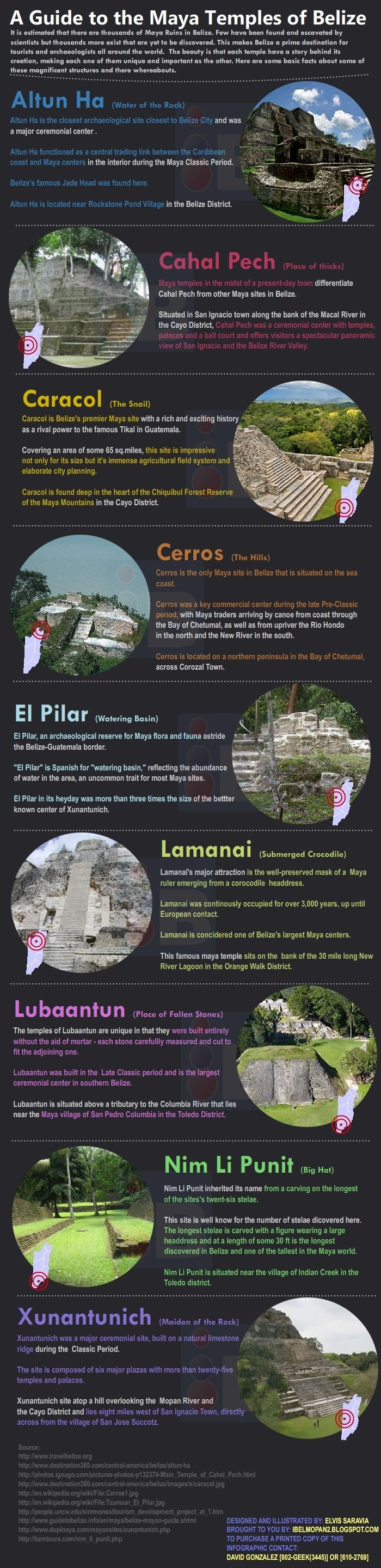 Mayan Temples of Belize- next time we go I am definitely visiting the Mayan temples!! - Explore the World with Travel Nerd Nici, one Country at a Time. http://TravelNerdNici.com