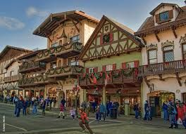 Leavenworth,Washington - Bavarian Village  When we had our Christmas Village, we found many special items for the display at Kris Kringle.