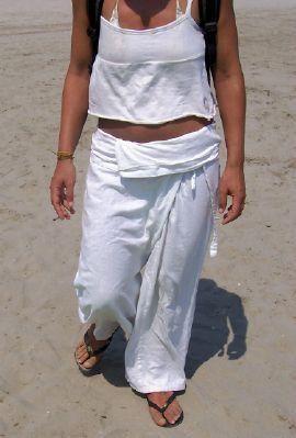 Tout sur le pantalon thaï et comment l'attacher ! - 103 idées de Joline