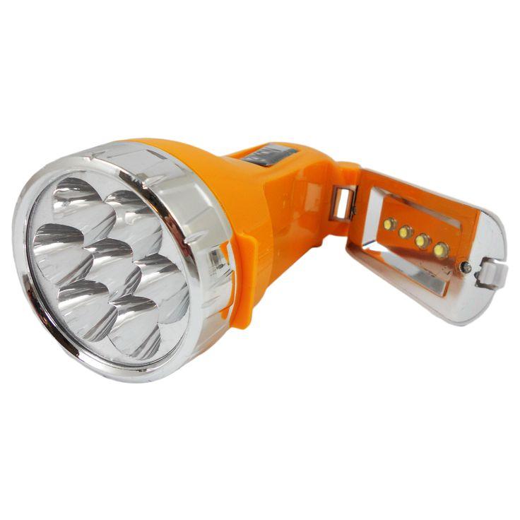 Zikon latarka akumulatorowa 7+4 LED ZK-1514