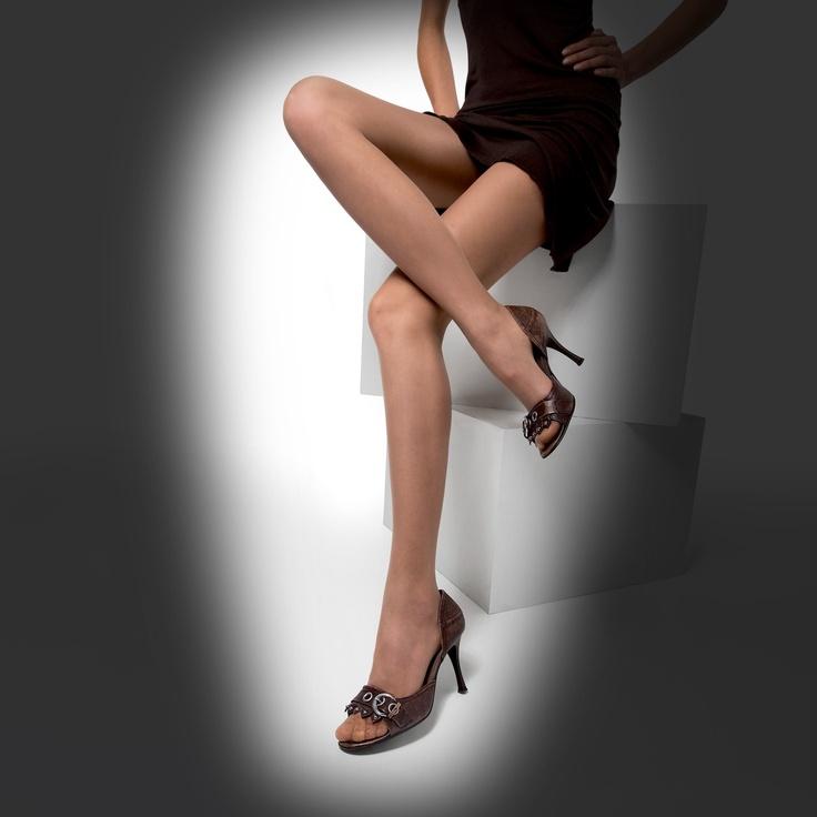 Collant opaco, trasparente e resistente. Il classico elegante ideale per tutte le stagioni.