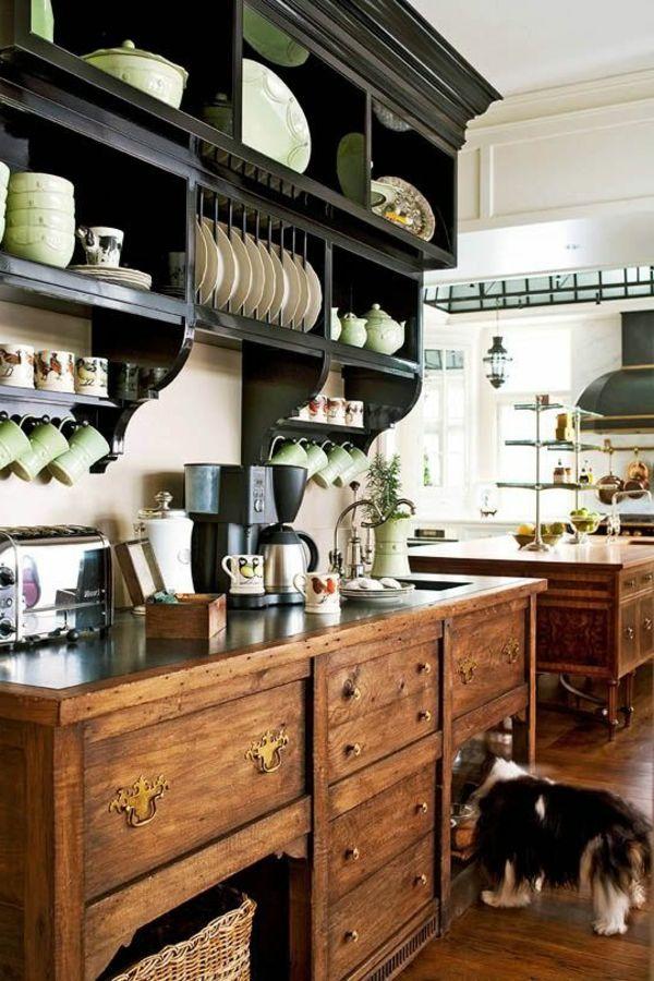 Kaffeebar in Ihrer Küche gestalten - die Kaffeezeit zu Hause genießen