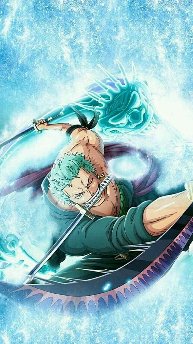 Fond Decran Zoro One Piece