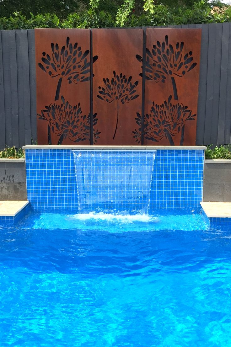 11 best pools and landscape images on pinterest pool for Pool designs victoria