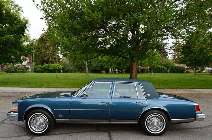 36 Best 76 Cadillac Eldorado Images On Pinterest