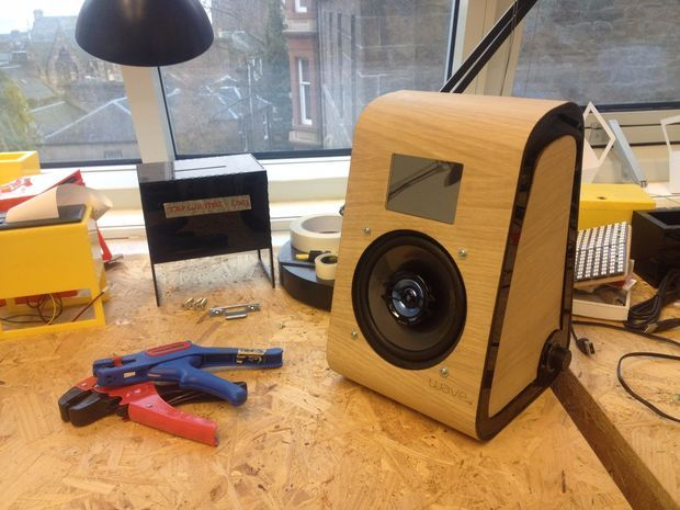 build your own U-WAVE Internet Radio