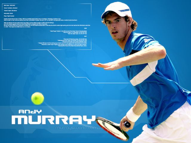 Andy Murray Wallpaper Free Download