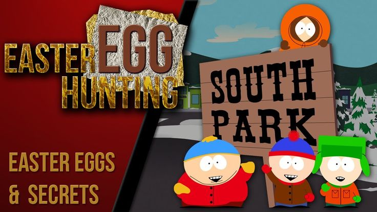 South Park Easter Eggs Hidden in Video Games